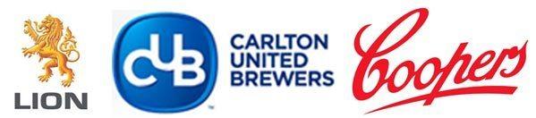australian breweries logos