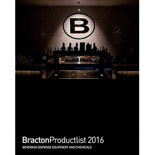 bracton beverage equipment catalogue
