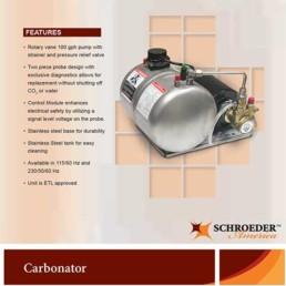 bracton schroder carbonator
