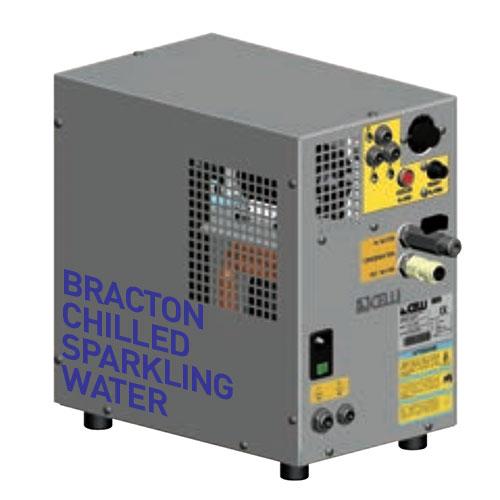 chilled sparkling water machine