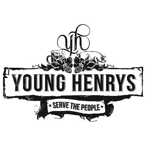 young henry logo