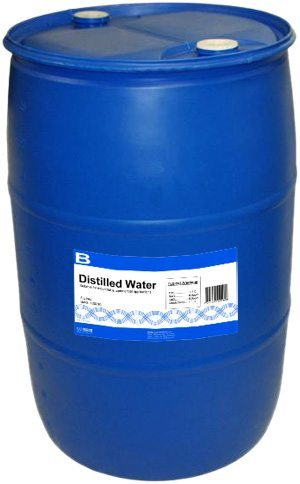 200lt distilled water
