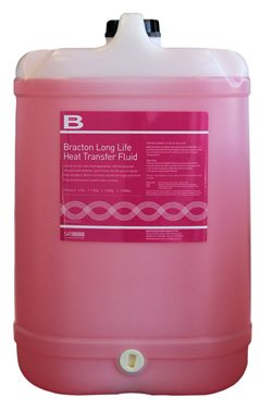 Bracton Long Life Heat Transfer Fluid - Propylene Glycol Inhibited