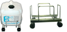 Chemical Drum Trolley