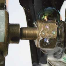 Gas Leak Testing Solution