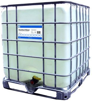 ibc distilled water
