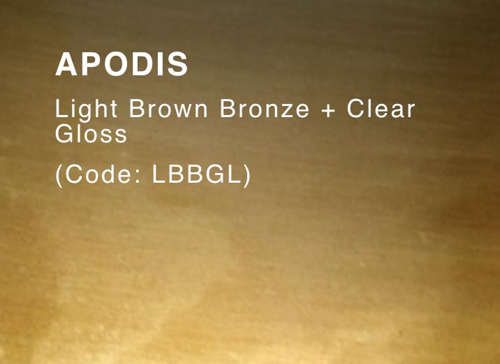light-brown-brownclear-gloss